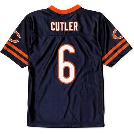 new arrival cee3a cab59 NFL - Boys' Chicago Bears #6 Jay Cutler Jersey
