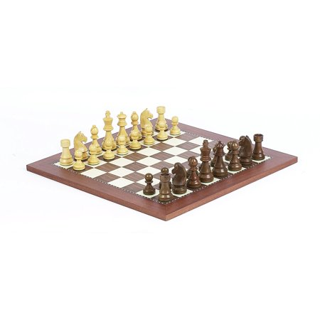 Tournament Staunton Chessmen & Champion Board