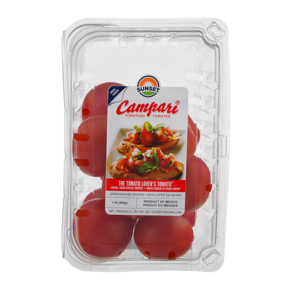 Sunset Campari Tomatoes, 1.0 LB