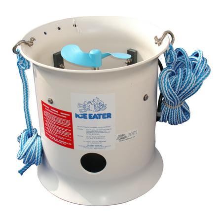 ICE EATER 3/4 HP 115V W/ 25' CORD (Powerhouse 3/4 Hp Ice)