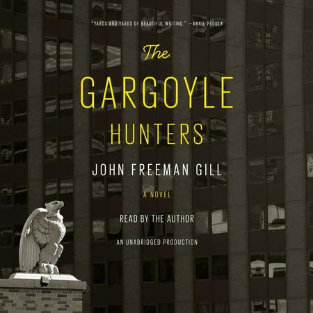 The Gargoyle Hunters : A novel - Gargoyle Feet