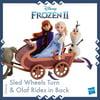 Frozen 2 Sledding Playset with Elsa, Anna, Kristoff, Olaf, Sven & Sled