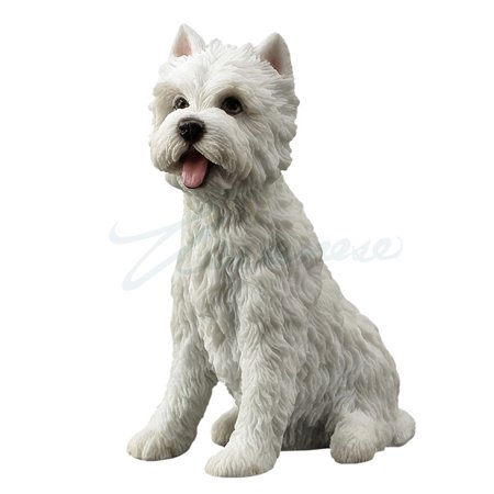 Veronese Design WU76871AA West Highland White Terrier Sitting