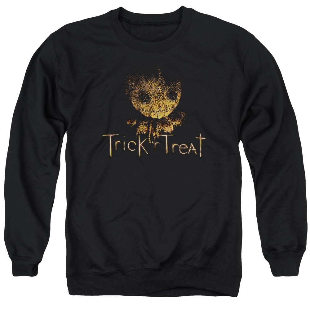 Trick R Treat Logo Mens Crewneck Sweatshirt