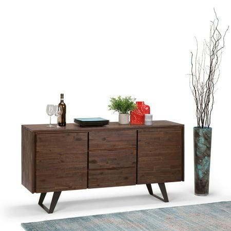 Simpli Home Lowry Sideboard Buffet ()