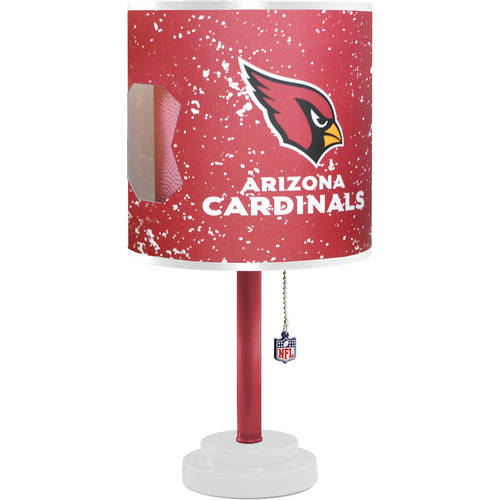 NFL Die-Cut Table Lamp, Choose Your Team