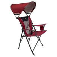 GCI Outdoor SunShade Comfort Pro Chair, Cinnamon