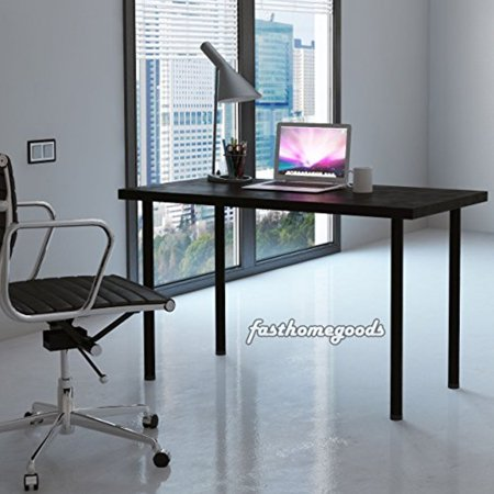 Ikea Linnmon Desk With Adils Legs For Multi Purpose 47 1 4 X23 5 8  Table   Black Brown Top And Black Legs