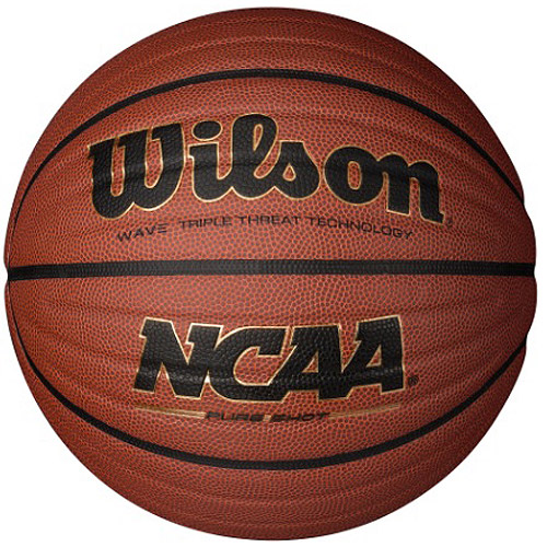 "Wilson NCAA Wave 29.5"" Basketball"