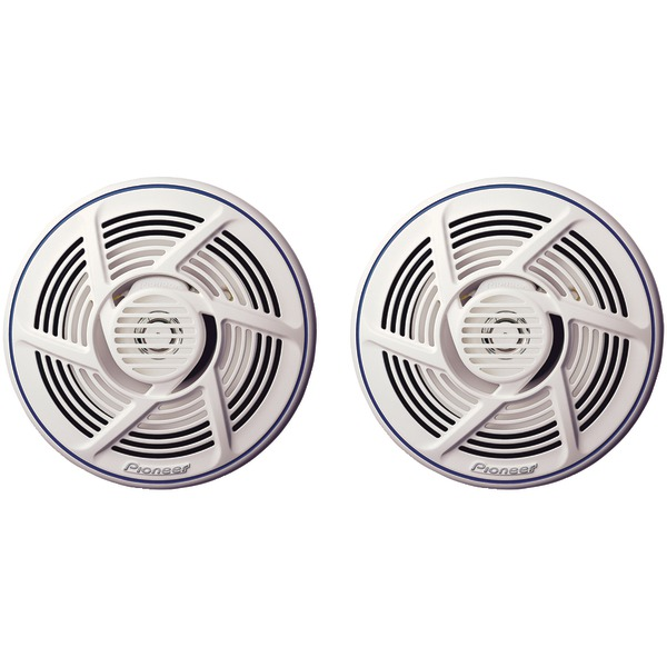 Pioneer TS-Mr1640 6 1/2 Inch 2-Way Marine Speakers