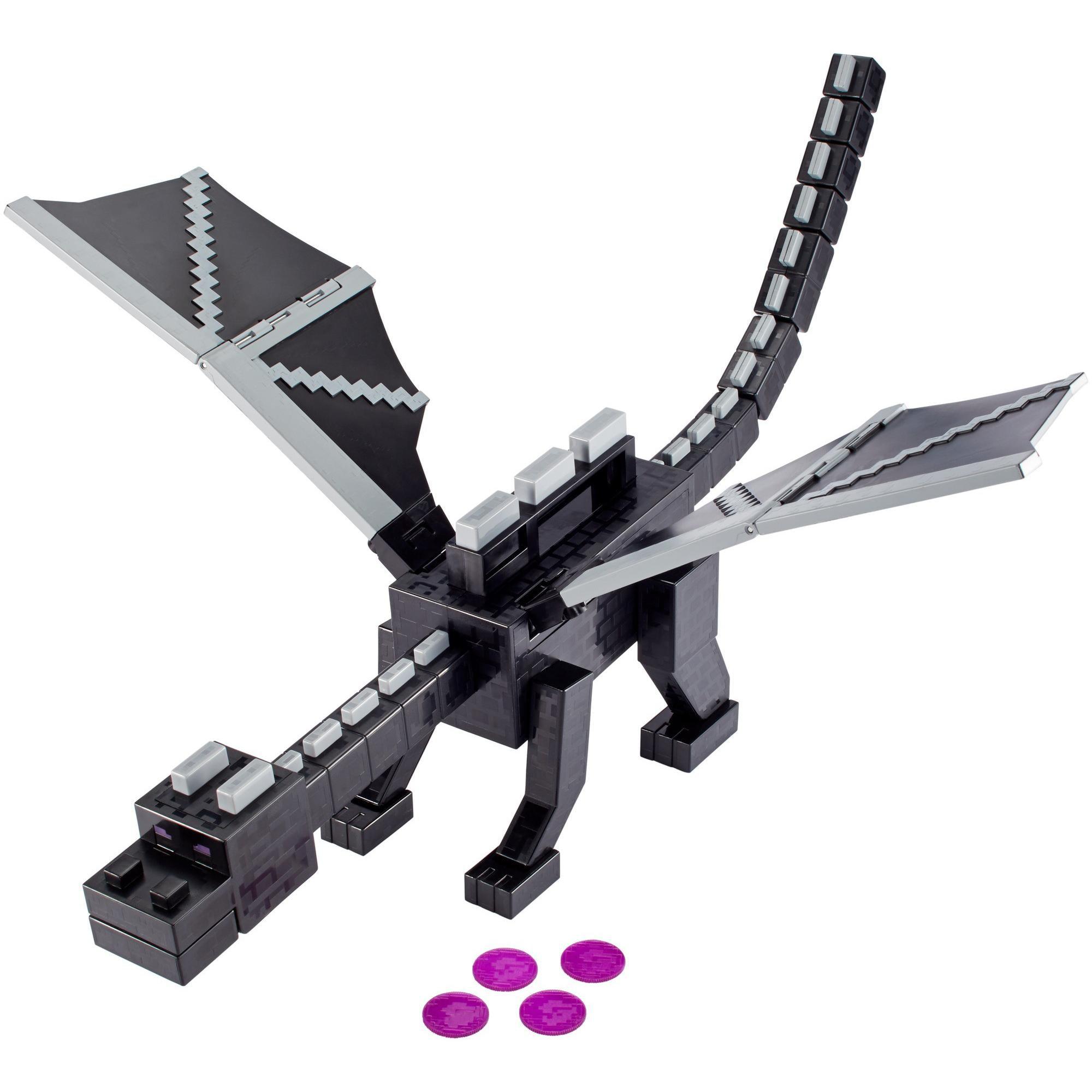 Minecraft Ender Dragon Action Figure by Mattel