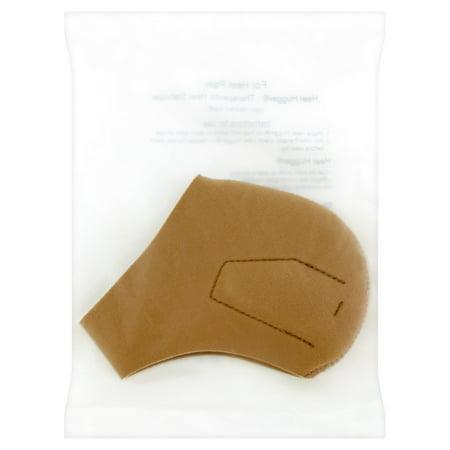 Heel Hugger Medium Beige Therapeutic Heel Stabilizer With Sealed Ice