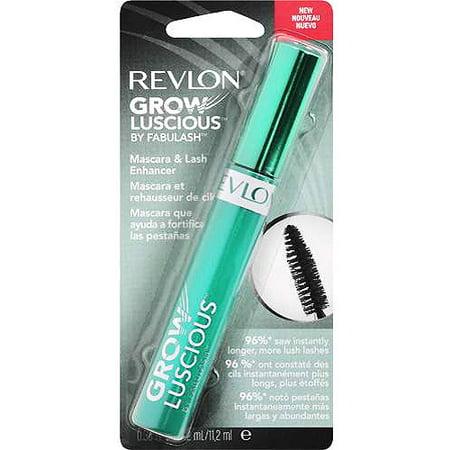 Revlon Grow Luscious by Fabulash Waterproof Mascara - Walmart.com