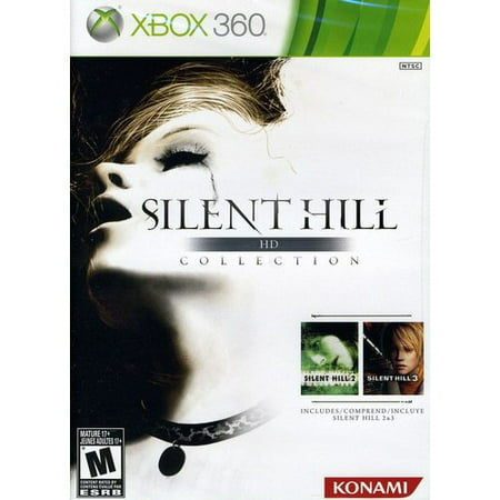 Silent Hill HD Collection - Xbox 360 (Metal Gear Hd Collection Xbox 360 Review)