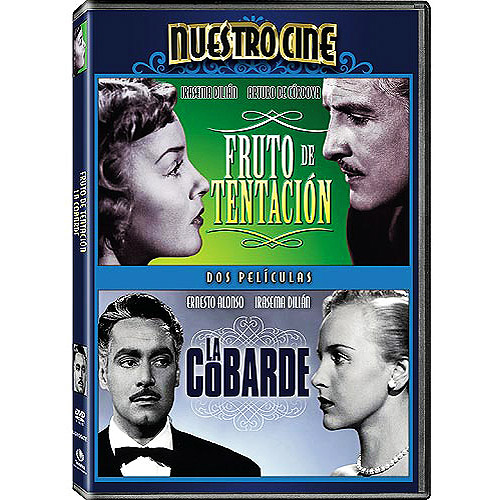 Fruto De Tentacion (Fruit Of Temptation) / La Cobarde (The Coward) Double Feature (Spanish) (Full Frame)