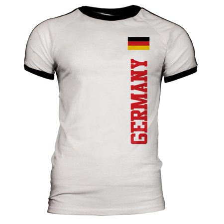 World Cup Germany Mens Soccer Jersey T-Shirt