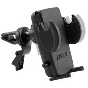 Arkon Smartphone Air Vent Car Mount Holder for Apple iPhone 6 Plus iPhone 6 5 5S Samsung Galaxy S6 S5 S4 Note 4 3 HTC One M8
