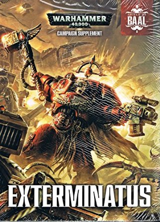 Warhammer 40,000 Shield of Baal Exterminatus Softcover by Games Workshop