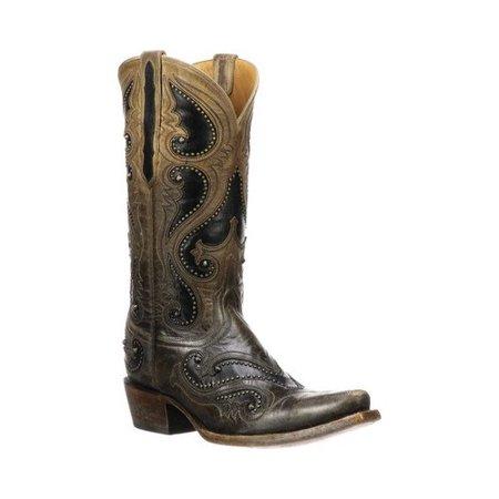 Women's Lucchese Bootmaker Gemma S5 Toe Cowboy Boot