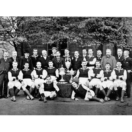 Aston Villa Football Club, 1896 Print Wall Art ()