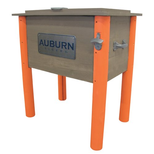 "Leigh Country 54 Qt. Auburn ""Tigers"" Cooler"