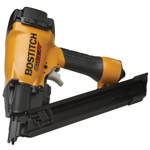 Bostitch MCN150 35 Degree 1-1 2 in. Metal Connector Framing Nailer (Short Magazine) by STANLEY BOSTITCH