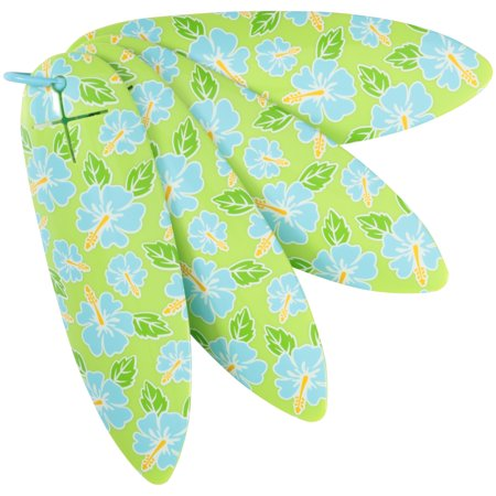 O2COOL Hibiscus Surfboard Beach Stakes, 4 -