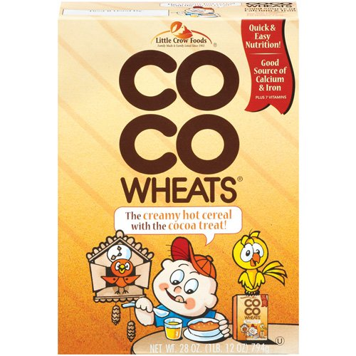 Coco Wheats Hot Cereal 28 oz - 3 Unit Pack