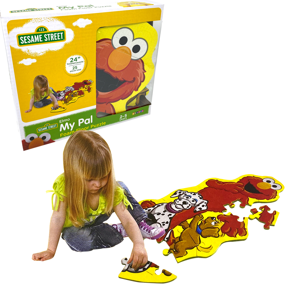 1000 Piece Wooden Puzzle Sesame Street large puzzle Adult Game Toy Gift
