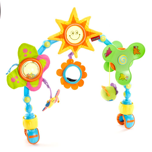 Tiny Love - Sunny Stroll Arch Stroller & Car Seat Attachment