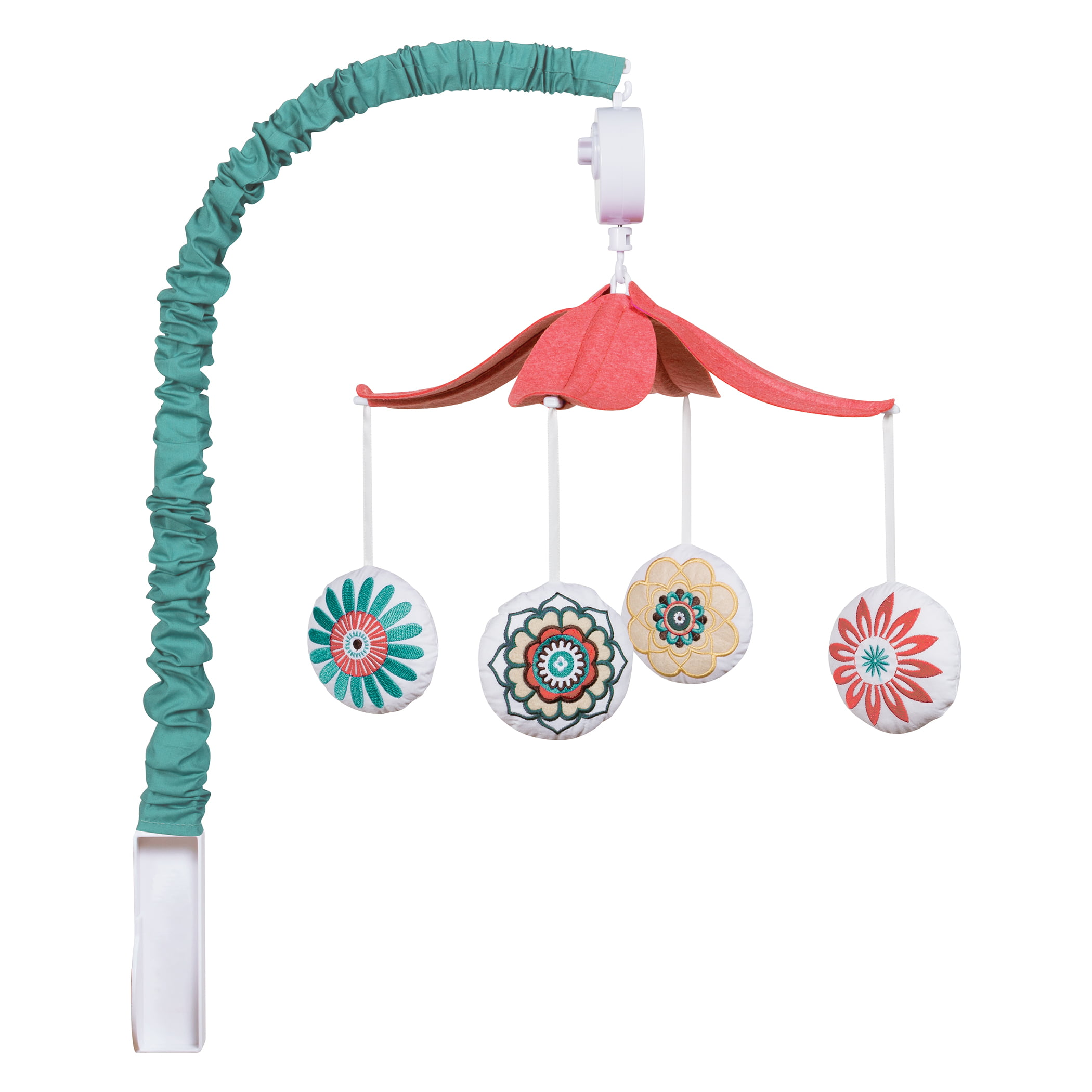 Waverly Pom Pom Play Musical Mobile by Waverly