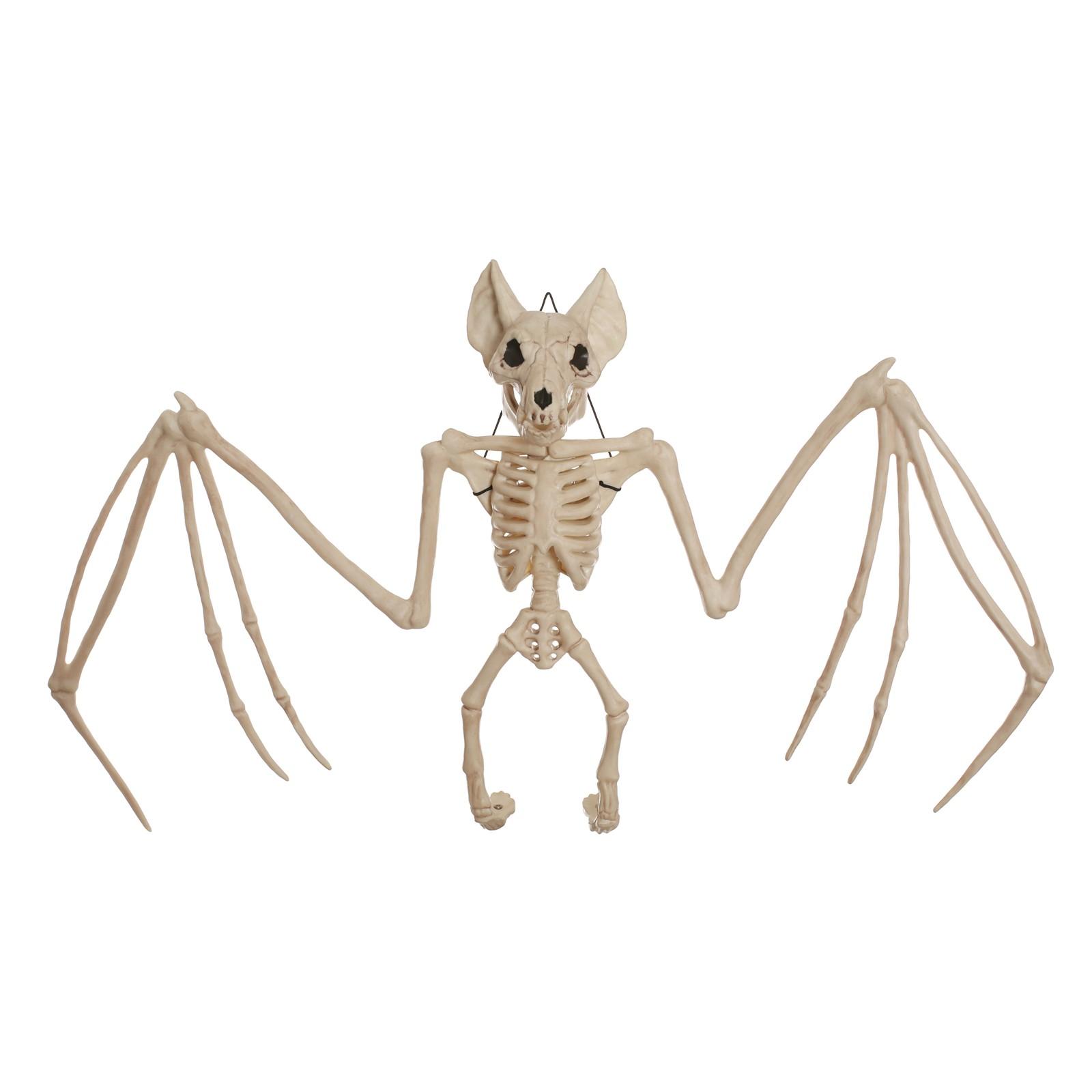 Official Crazybonez Faux Bat Skeleton