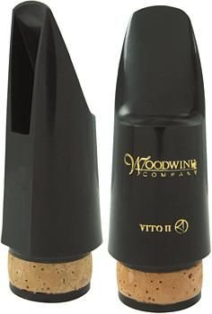 Vito II Bass Clarinet Mouthpiece by Trick