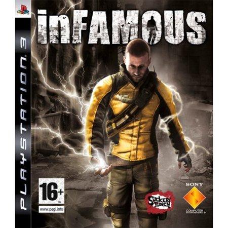 Sony Ps3sce98119 Infamous  Ps3