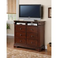 Picket House Conley Cherry TV Chest