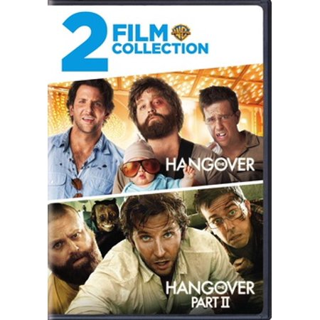 The Hangover / The Hangover Part II (DVD) - Allen From The Hangover