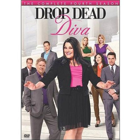 Drop dead diva the complete fourth season anamorphic widescreen - Drop dead diva season 1 ...