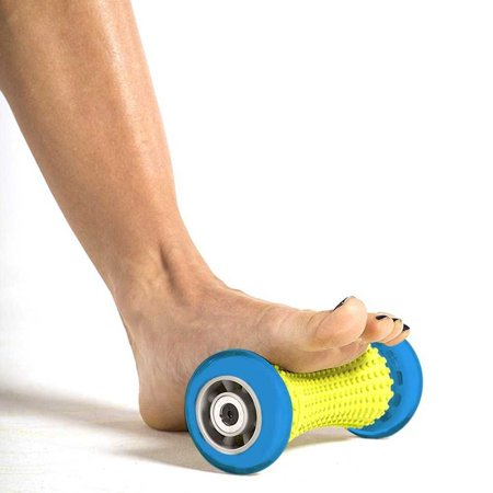 Foot Massage Roller For Plantar Fasciitis   Heel  Foot   Arch Pain Relief   Relieve Stress With Self Reflexology  Trigger Point Therapy      By Alayna