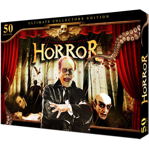 Horror: 50 Movies (Ultimate Collector's Edition) (Full Frame)