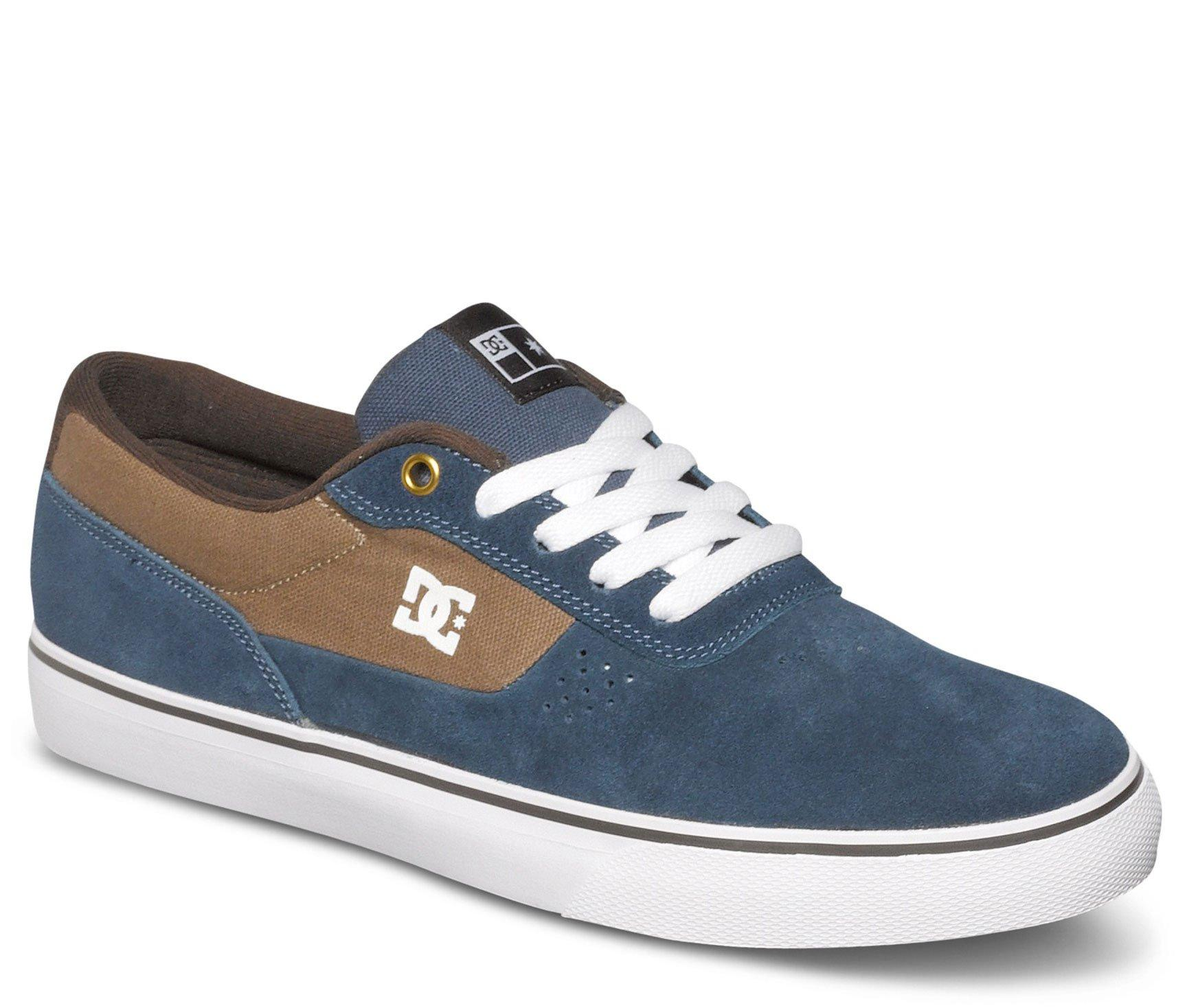 DC Switch S Mens Skateboarding Shoes