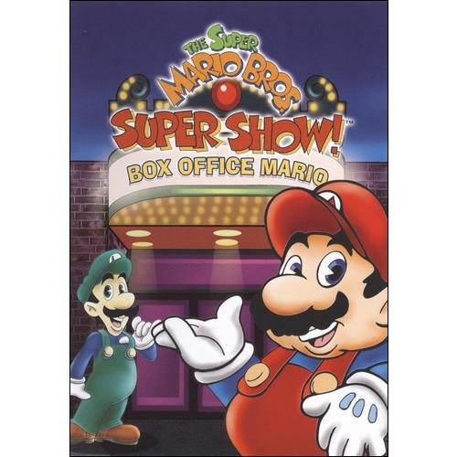 The Super Mario Bros. Super Show!: Box Office Mario