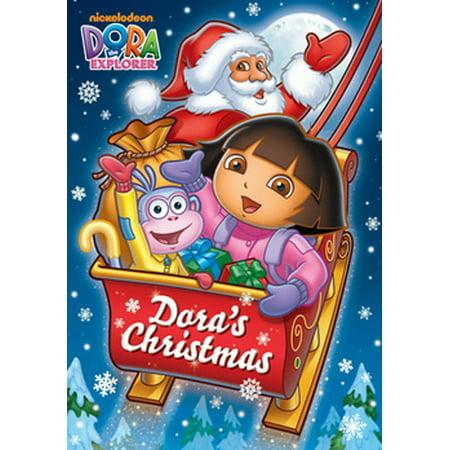 Dora The Explorer: Dora's Christmas - Dora Halloween Full Movie