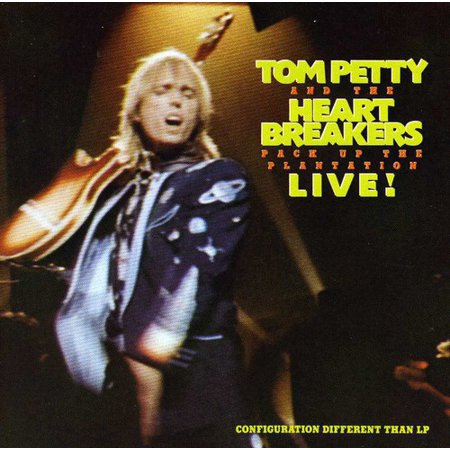 Tom Petty & the Heartbreakers - Pack Up the Plantation-Live! [CD]
