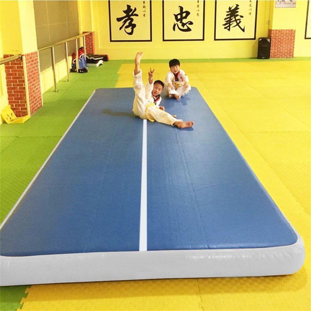 Inflatable Gymnastics Mat Air floor Mat Gymnastics Air Ma...