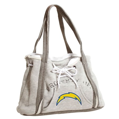 Littlearth NFL Hoodie Purse Grey