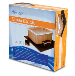 Smart Deck 2x8 Section Box by