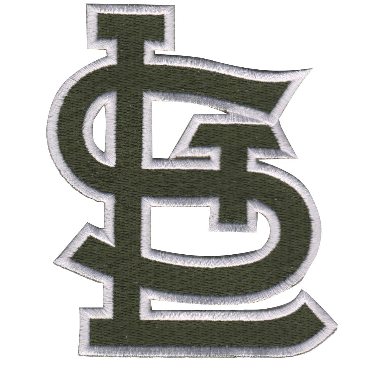 St. Louis Cardinals 2018 Memorial Day USMC Logo Patch - No Size