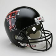 Victory Collectibles 31864 Texas Tech Red Raiders Full Size Replica Helmet