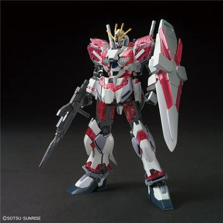 Bandai BAS5056760 1 by 144 Scale RX-9-C No.222 Narrative Gundam C-Packs HGUC Model Kit from Gundam (Gundam Vs Gundam Next Plus Gundam List)