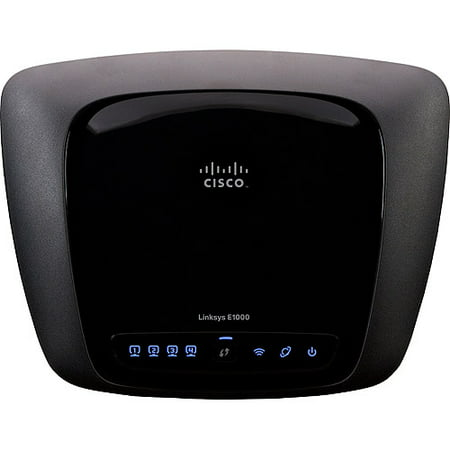 Cisco - Linksys E1000 Wireless-N Router
